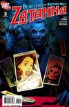 Cover for Zatanna (DC, 2010 series) #3