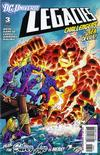 Cover for DCU: Legacies (DC, 2010 series) #3 [Alternate cover]