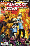 Cover for Fantastic Four Adventures (Panini UK, 2010 series) #7