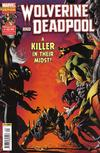 Cover for Wolverine and Deadpool (Panini UK, 2010 series) #9