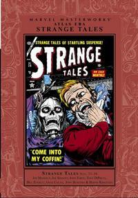 Cover Thumbnail for Marvel Masterworks: Atlas Era Strange Tales (Marvel, 2007 series) #3 [Regular Edition]