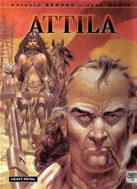 Cover Thumbnail for Attila (Heavy Metal, 2000 series)