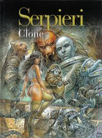 Cover Thumbnail for Clone (Heavy Metal, 2003 series)