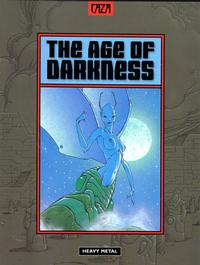 Cover Thumbnail for The Age of Darkness (Heavy Metal, 1998 series)