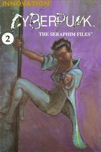 Cover Thumbnail for Cyberpunk: The Seraphim Files (Innovation, 1990 series) #2
