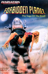 Cover Thumbnail for Forbidden Planet: The Saga of the Krell (Innovation, 1993 series)