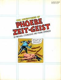 Cover Thumbnail for The Adventures of Phoebe Zeit-Geist (Grove Press, 1969 series)