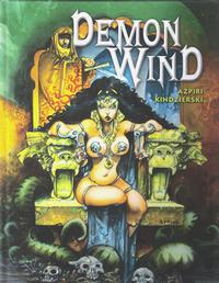 Cover Thumbnail for Demon Wind (Heavy Metal, 2004 series)