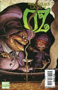 Cover Thumbnail for The Marvelous Land of Oz (Marvel, 2010 series) #1 [Variant Edition - Eric Shanower]