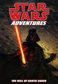 Cover Thumbnail for Star Wars Adventures: The Will of Darth Vader (Dark Horse, 2010 series)