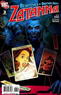 Cover Thumbnail for Zatanna (DC, 2010 series) #3