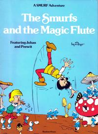 Cover Thumbnail for The Smurfs and the Magic Flute (Random House, 1977 series)