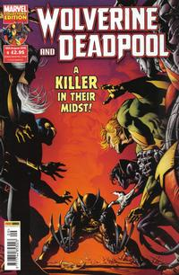 Cover Thumbnail for Wolverine and Deadpool (Panini UK, 2010 series) #9