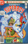 Cover for The New Adventures of Superboy (DC, 1980 series) #9 [British]