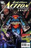 Cover for Action Comics (DC, 1938 series) #891 [Direct Sales]