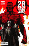 Cover for 28 Days Later (Boom! Studios, 2009 series) #13 [Cover A]