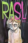 Cover for RASL (Cartoon Books, 2008 series) #8