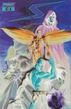 Cover Thumbnail for Project Superpowers (2008 series) #0 [Incentive Michael Turner Negative Variant]