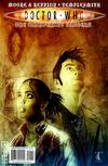 Cover for Doctor Who: The Whispering Gallery (IDW, 2009 series) #[nn] [Cover B]