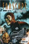 Cover for Farscape Scorpius (Boom! Studios, 2010 series) #0 [Cover A]