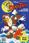 Cover for DuckTales (Hjemmet / Egmont, 1991 series) #9/1991
