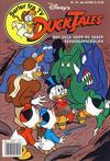 Cover for DuckTales (Hjemmet / Egmont, 1991 series) #10/1991
