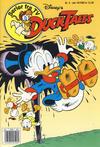 Cover for DuckTales (Hjemmet / Egmont, 1991 series) #5/1992