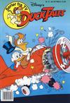 Cover for DuckTales (Hjemmet / Egmont, 1991 series) #8/1992
