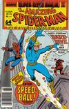 Cover for The Amazing Spider-Man Annual (Marvel, 1964 series) #22 [Newsstand]