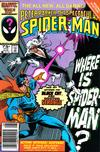 Cover Thumbnail for The Spectacular Spider-Man (1976 series) #117 [newsstand]