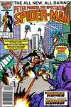 Cover Thumbnail for The Spectacular Spider-Man (1976 series) #118 [newsstand]