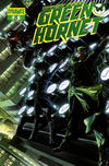 Cover Thumbnail for Green Hornet (2010 series) #8 [Alex Ross Cover]