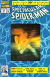 Cover Thumbnail for The Spectacular Spider-Man (1976 series) #189 [Second Printing]