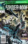 Cover Thumbnail for Web of Spider-Man (1985 series) #31 [Newsstand]