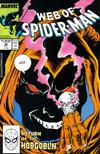 Cover for Web of Spider-Man (Marvel, 1985 series) #38 [Direct]