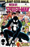 Cover Thumbnail for Web of Spider-Man Annual (1985 series) #3 [Direct]