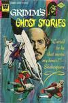 Cover for Grimm's Ghost Stories (Western, 1972 series) #25 [Whitman Logo]