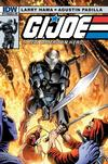 Cover for G.I. Joe: A Real American Hero (IDW, 2010 series) #156 [Cover B]