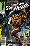 Cover Thumbnail for The Amazing Spider-Man (1963 series) #293 [Newsstand Edition]