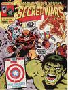 Cover for Marvel Super Heroes Secret Wars (Marvel UK, 1985 series) #2