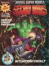 Cover for Marvel Super Heroes Secret Wars (Marvel UK, 1985 series) #7