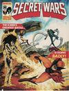 Cover for Marvel Super Heroes Secret Wars (Marvel UK, 1985 series) #13