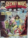 Cover for Marvel Super Heroes Secret Wars (Marvel UK, 1985 series) #14