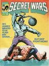 Cover for Marvel Super Heroes Secret Wars (Marvel UK, 1985 series) #15