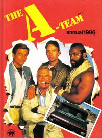 Cover Thumbnail for The A-Team Annual (World Distributors, 1985 series) #1986
