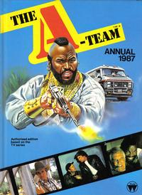 Cover Thumbnail for The A-Team Annual (World Distributors, 1985 series) #1987