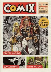 Cover Thumbnail for Comix (JNK, 2010 series) #7/2010