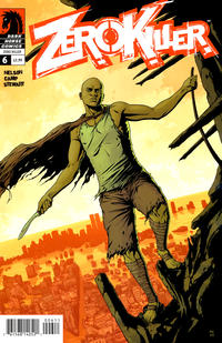 Cover Thumbnail for Zero Killer (Dark Horse, 2007 series) #6
