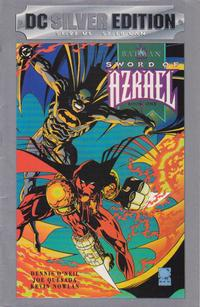 Cover Thumbnail for Batman: Sword of Azrael Silver Edition (DC, 1993 series) #1