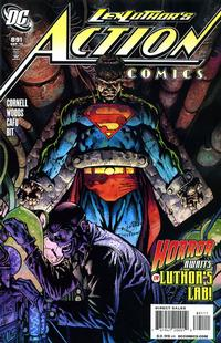 Cover Thumbnail for Action Comics (DC, 1938 series) #891